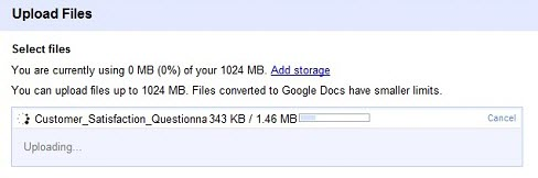 Convert PDF to Word Google Docs Upload